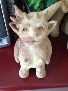 Kathy Siganakis'mythical creature.